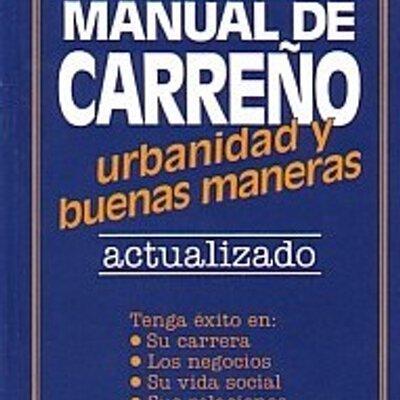 manual de carreno on twitter servir la mesa c mo colocar los rh twitter com Manual De Carreno gratis PDF Manual De Urbanidad De Carreno