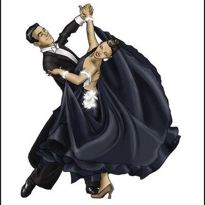 Открытка спортивные бальные танцы
