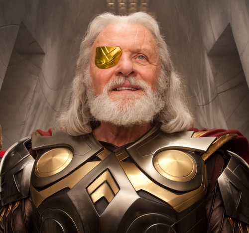 Odin Allfather (@HalfB...