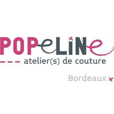 Popeline couture popelinecouture twitter for Atelier couture a bordeaux