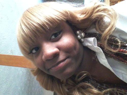 whitegirl blond