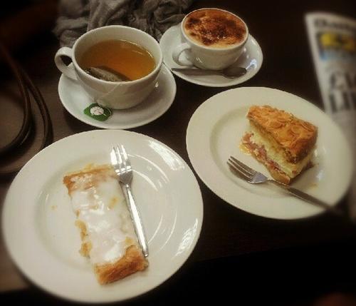 Kaffee und kuchen swanage