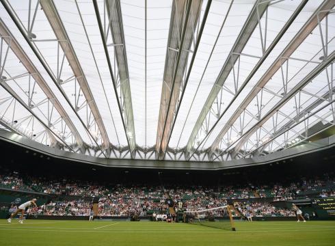 Wimbledon Roof Wimbledonroof Twitter