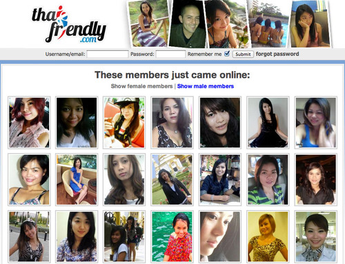 list of thai dating sites Free thai dating site helping men and women to find online love our 100% free singles service offers secure and safe dating experience in thailand.