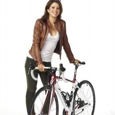Evelyn Stevens bike