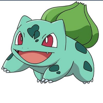 happy bulbasaur ochris10x twitter