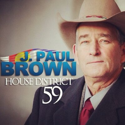 J. Paul Brown