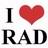 RAD歌詞bot