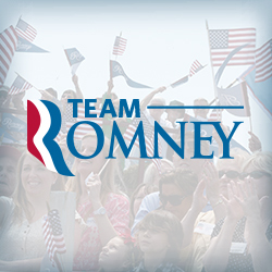 Team Romney Social Profile