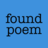 foundpoems