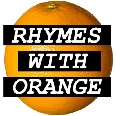 "Image result for photos related to words rhyming with ""orange"""