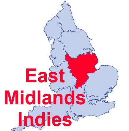 Image result for east midlands indies