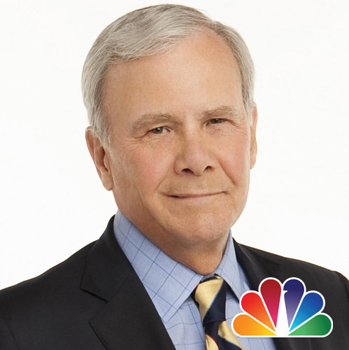 Image result for tom brokaw
