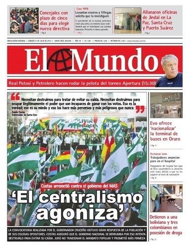 @ElMundoBolivia