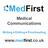 MedFirst - MedComms