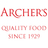 archers butchers