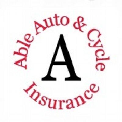 Able Auto Insurance >> Able Auto Insurance Ableautoins Twitter
