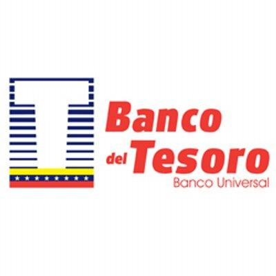 Banco del tesoro banco tesoro twitter for Banco banco de venezuela