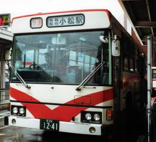 バス 北 鉄