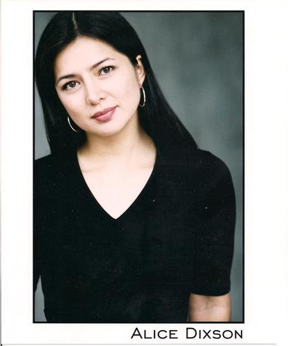 Alice Dixson That hot lady who flew