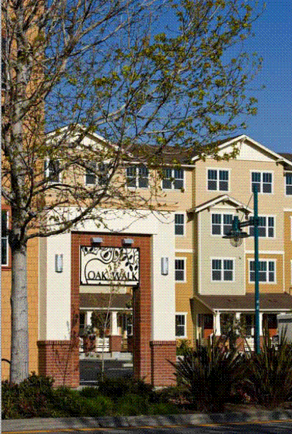 Condo flats and townhomes for sale in Emeryville. Oak Walk is a unique, transit-oriented development located in the heart of Emeryville. The property.