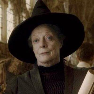McGonagall Costume  Halloween Ideas