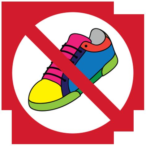 Bildresultat för no shoes