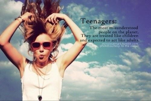 Teen Issues Teen Probs Teen 93