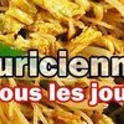 Cuisine mauricienne leletiba twitter for Cuisine mauricienne