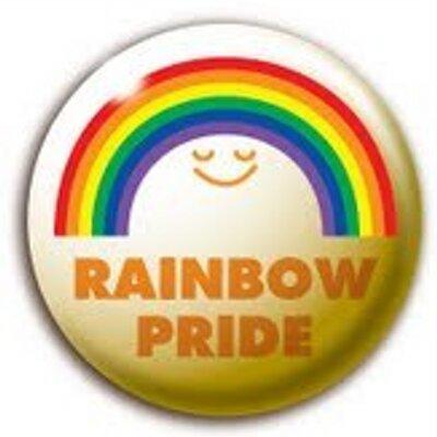 Pin Rainbow Pride Gay-Pride New Top