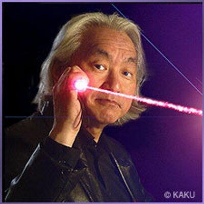 Michio Kaku on Muck Rack