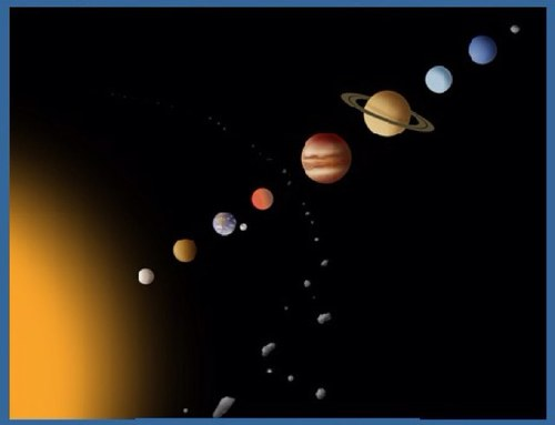 the eight planets from space - photo #35