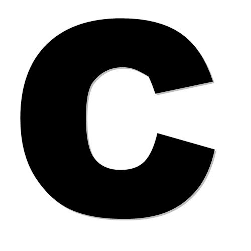 Resultado de imagem para letra c