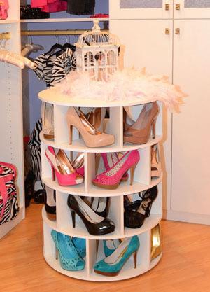 Lazy Susan Shoe Rack Uk