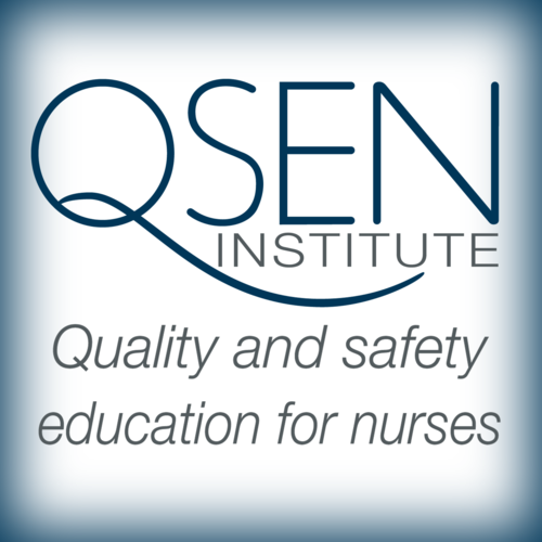 nursing qsen The quality and safety education for nursing (qsen) project provides a  roadmap  nursing by integrating 6 competencies: patient-centered care,  teamwork and.