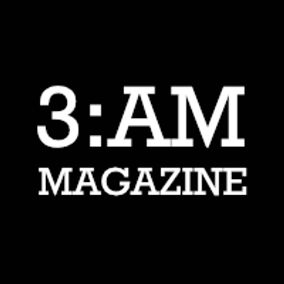 3 am magazine 3ammagazine twitter