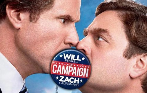 The Campaign Qu... Marty Huggins Quotes