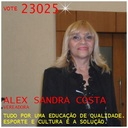 ALEX SANDRA COSTA (@Alexminha) Twitter