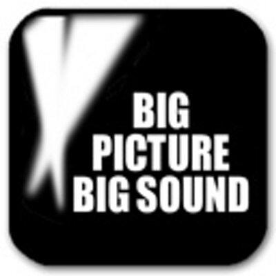 BigPictureBigSound on Twitter: