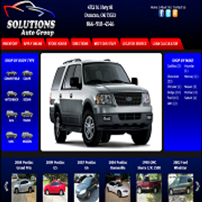Solutions auto group chickasha ok