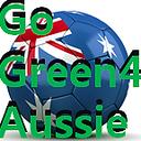Go Green for Aussie