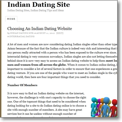Indian gay dating sites