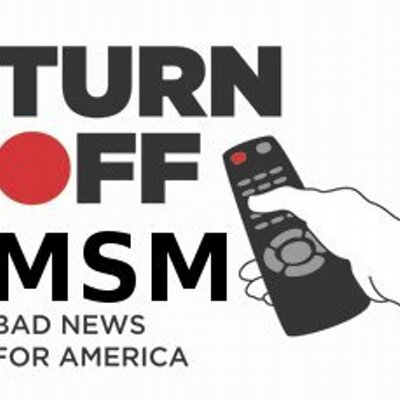 Turn Off Msm Turnoffmsm Twitter