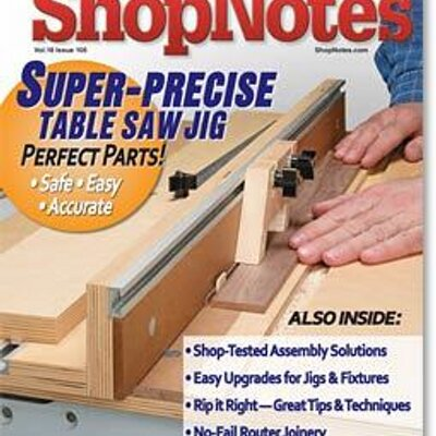shopnotes magazine on twitter woodworking tip cheap edge clamps