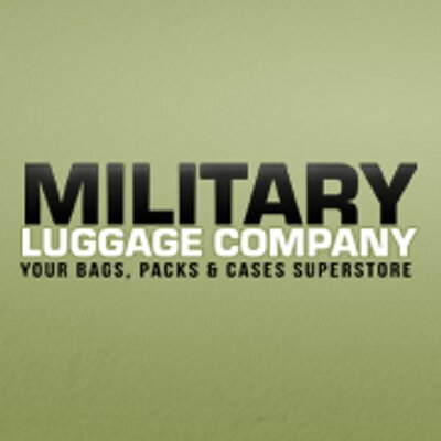 a8d48584f708 Military Luggage (@MilitaryLuggage) | Twitter
