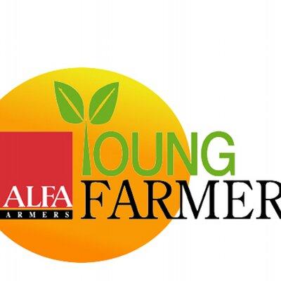 Young Farmer Logo Alfa Young Farmers