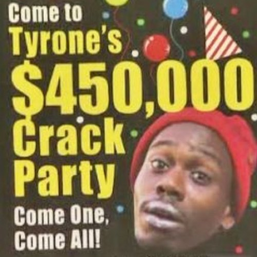 Image result for tyrone biggums party