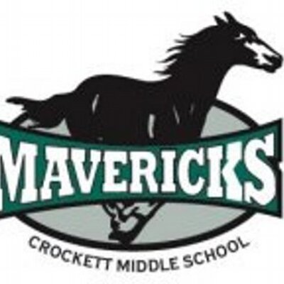 Crockett Middle School (@CMSMavericks) | Twitter