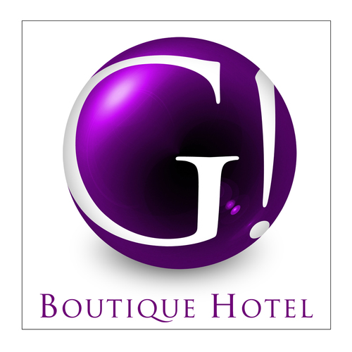G boutique hotel gboutiquehotel1 twitter for Boutique hotel logo