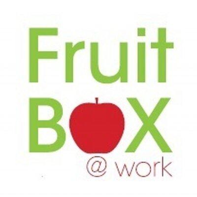 Afbeeldingsresultaat voor fruitbox at work